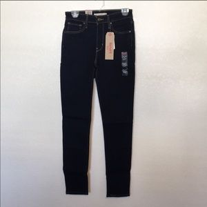 Levi's Jeans - Lev's721 High Rise Skinny Jeans